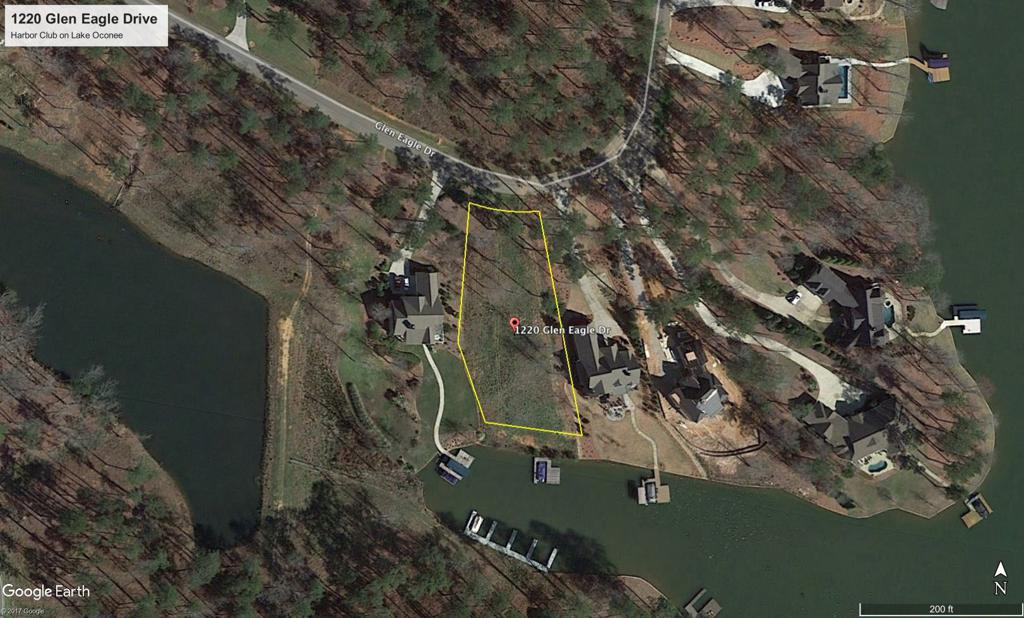 Property for sale at 1220 GLEN EAGLE DRIVE, Greensboro,  Georgia 30642