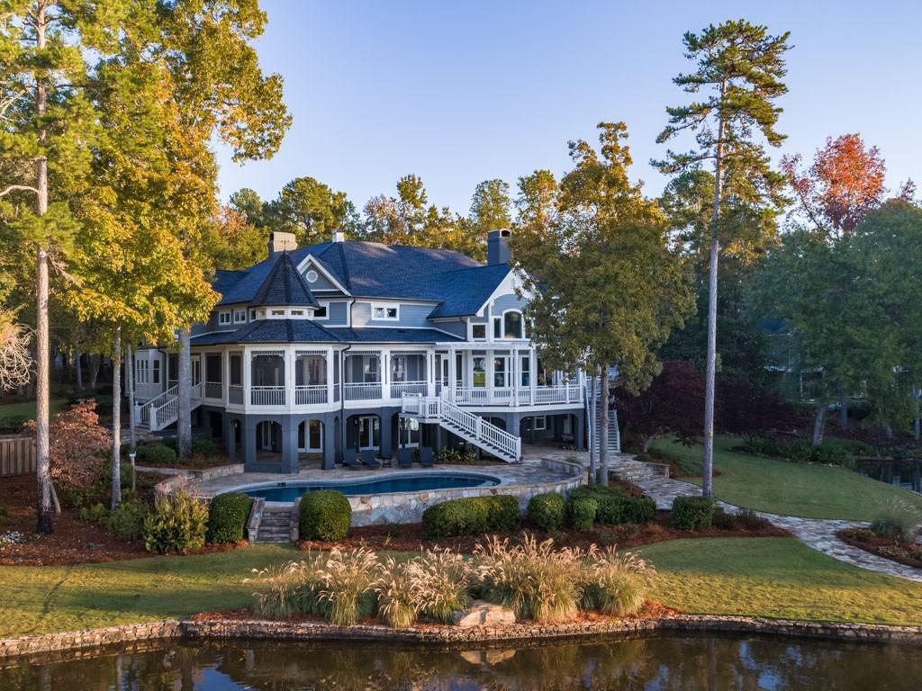 Property for sale at 124 SOUTH LOOK LANE, Eatonton,  Georgia 31024