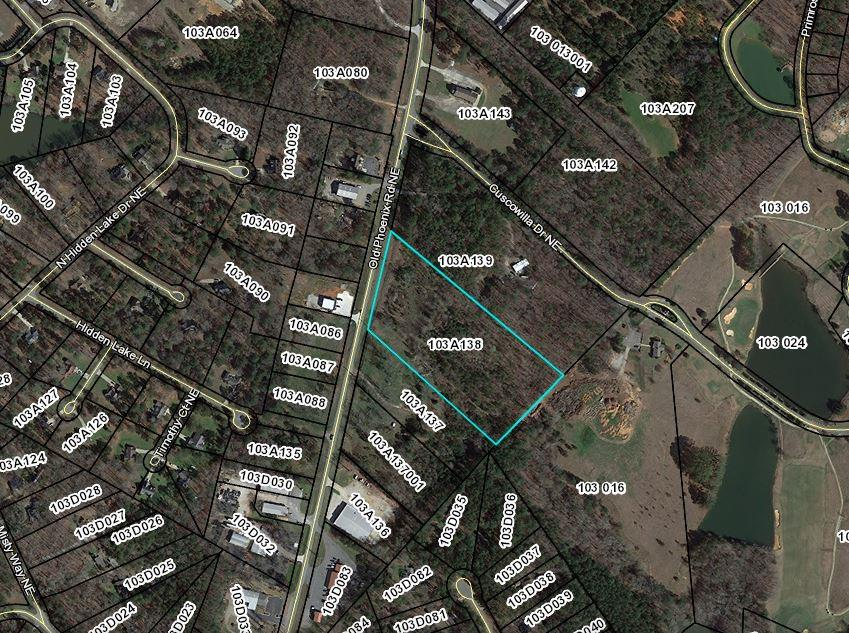 Property for sale at 622 OLD PHOENIX ROAD, Eatonton,  Georgia 31024