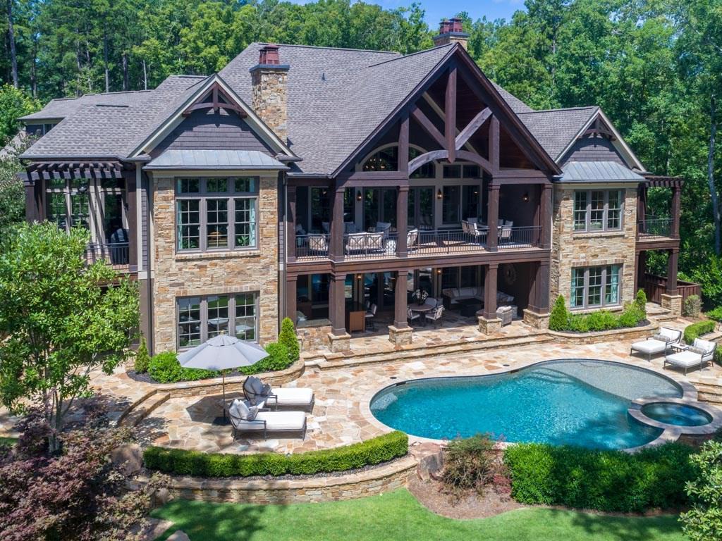 Property for sale at 2030 LINGER LONGER DRIVE, Greensboro,  Georgia 30642