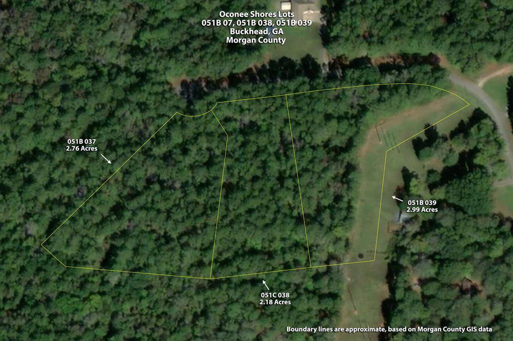 Property for sale at Lot 81 HEIDI TRAIL, Buckhead,  Georgia 30625
