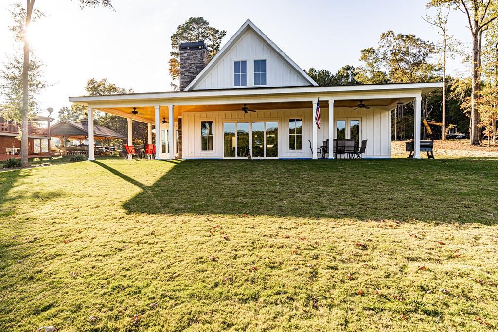 Property for sale at 150 Dejarnette Road, Eatonton,  Georgia 31024