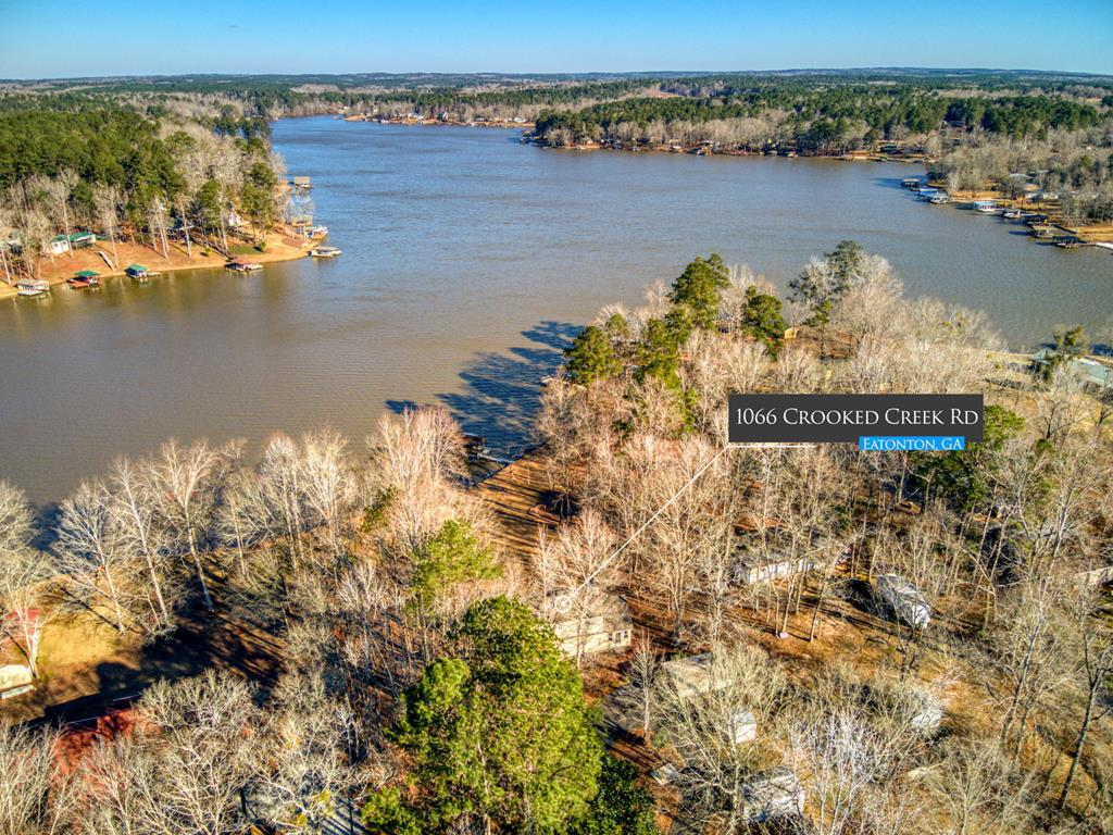 Property for sale at 1066 Crooked Creek Rd, Eatonton,  Georgia 31024