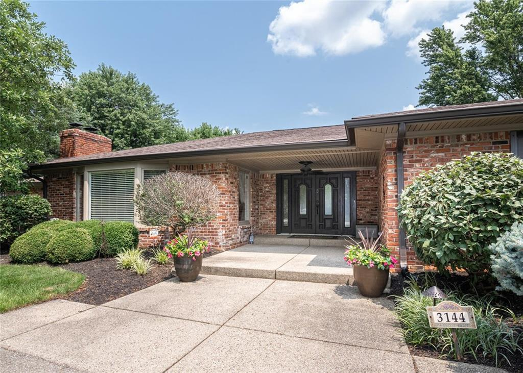 Property for sale at 3144 Fairway Drive, Carmel,  Indiana 46032