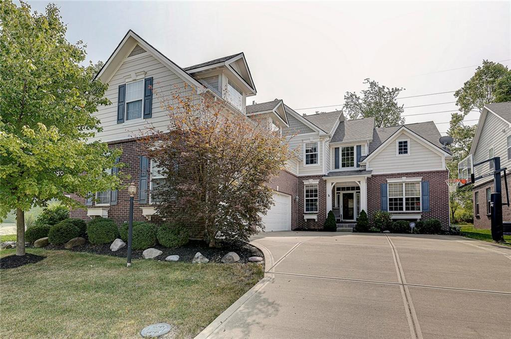 Property for sale at 2667 Millgate Court, Carmel,  Indiana 46033
