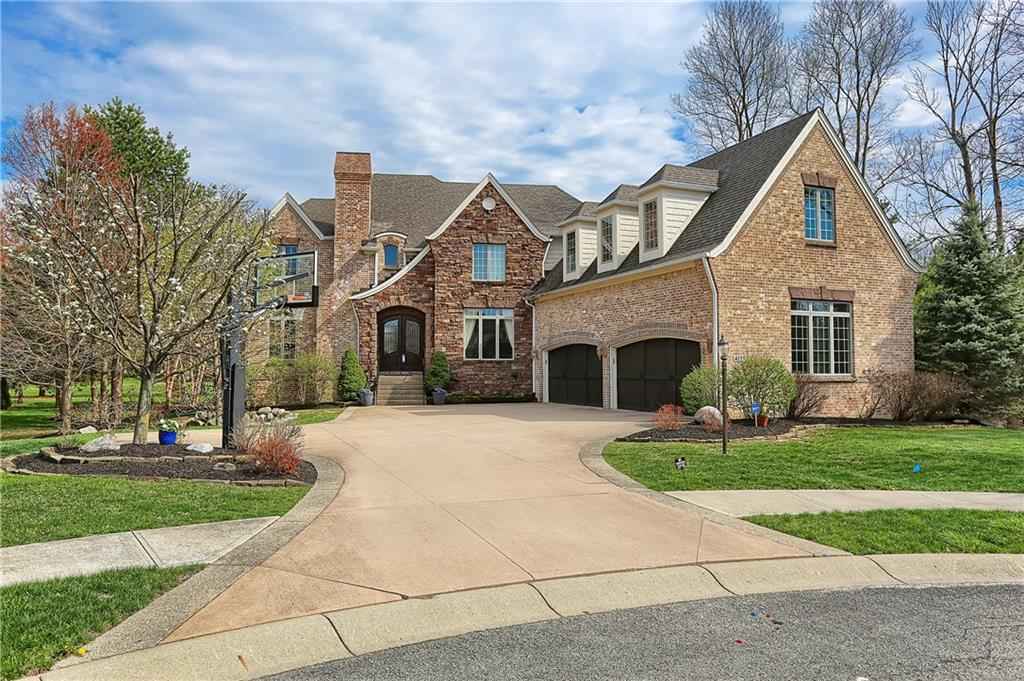 Property for sale at 4119 Sterling Bluff Court, Carmel,  Indiana 46033