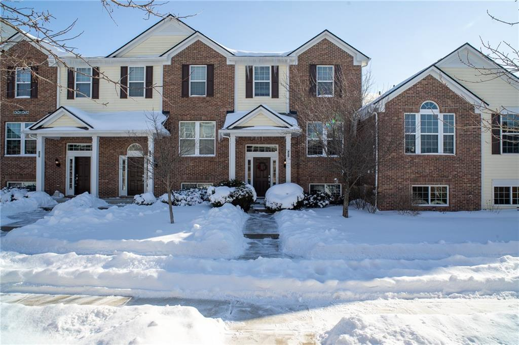 Property for sale at 12632 Hamsel Lane, Fishers,  Indiana 46037