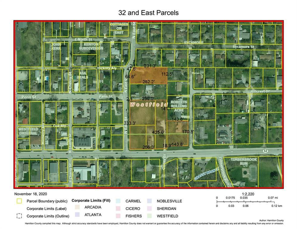 Property for sale at 420 East Main Street, Westfield,  Indiana 46074