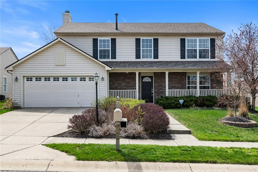 Property for sale at 11259 BLUE MEADOW Drive, Fishers,  Indiana 46037