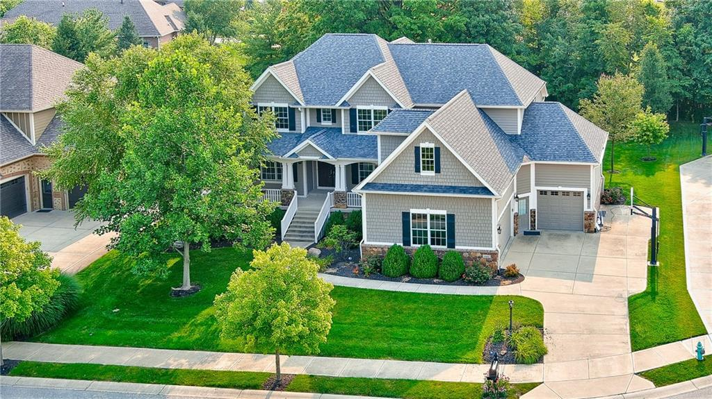 Property for sale at 10001 Forest Meadow Circle, Fishers,  Indiana 46040