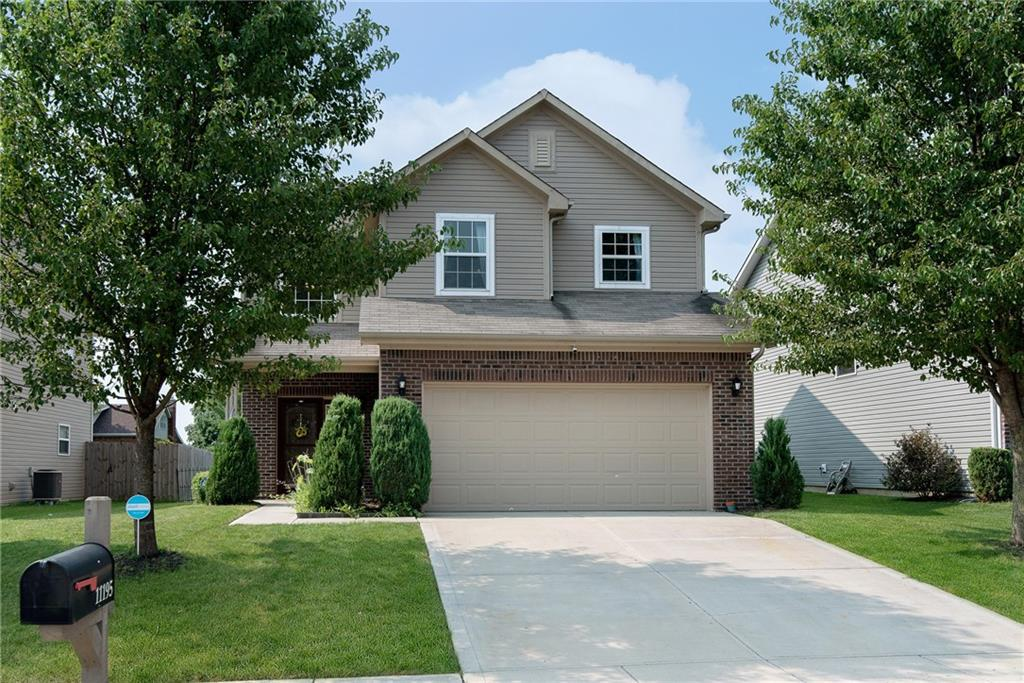 Property for sale at 11195 Funny Cide Drive, Noblesville,  Indiana 46060