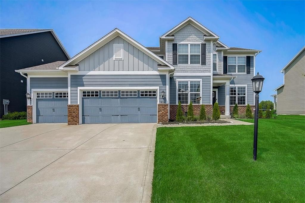Property for sale at 4468 Voyageur Way, Carmel,  Indiana 46074