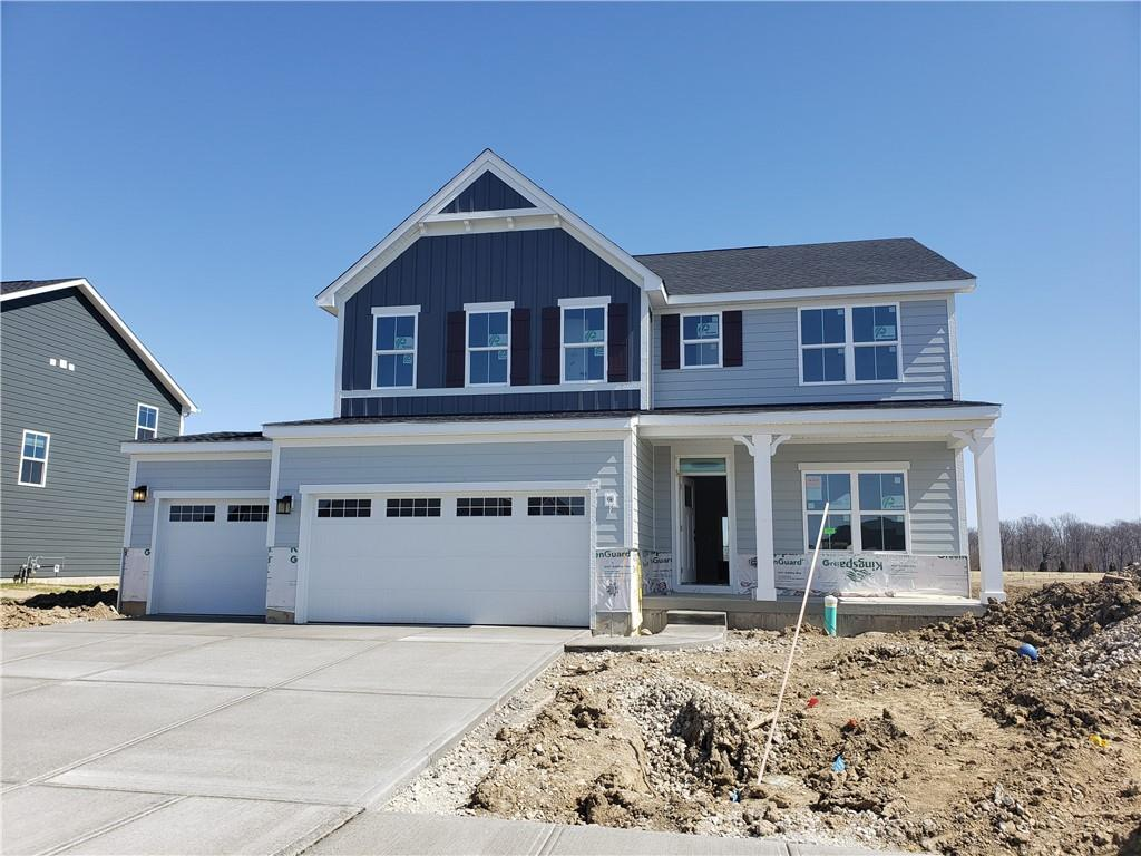 Property for sale at 12843 Drumdow Lane, Fishers,  Indiana 46037