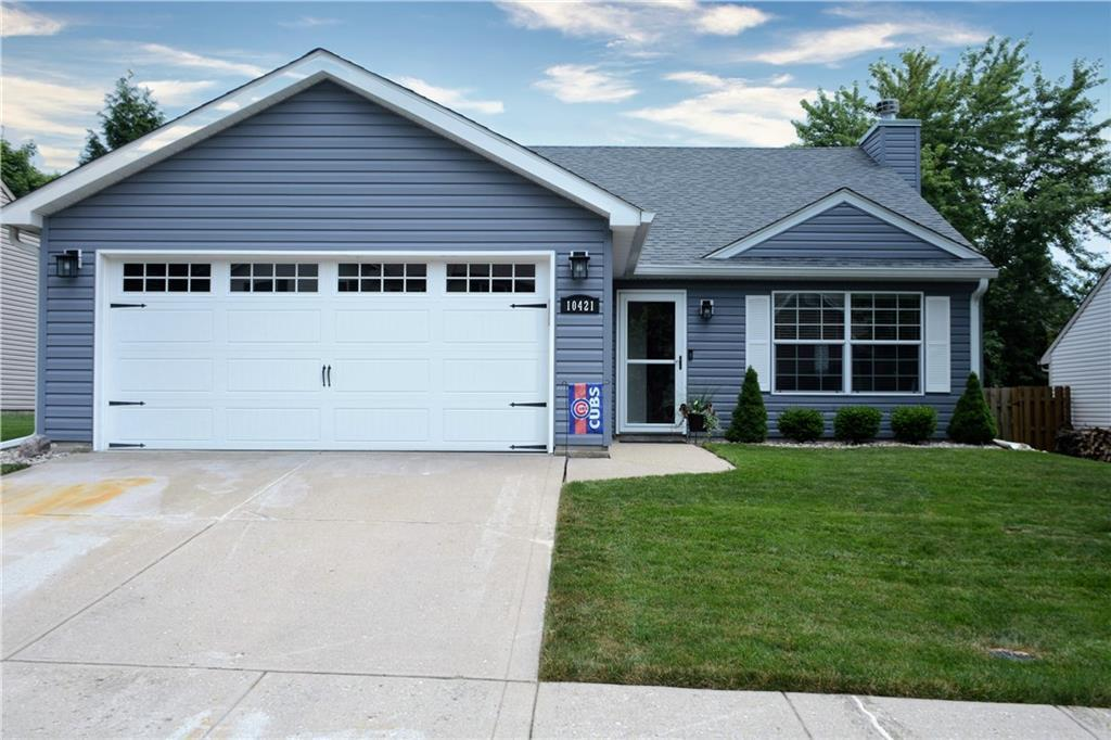 Property for sale at 10421 Sand Creek Boulevard, Fishers,  Indiana 46037
