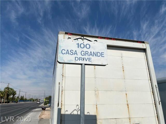 Property for sale at 100 CASA GRANDE Drive, Las Vegas,  Nevada 89108