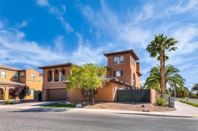 Property for sale at 441 Punto Vallata Drive, Henderson,  Nevada 89011