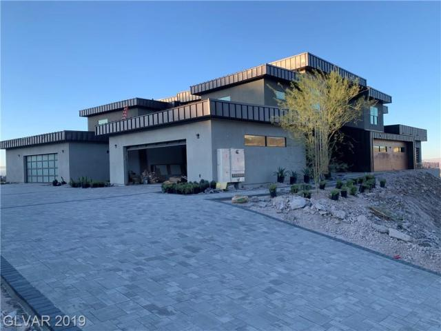 Property for sale at 629 Dragon Peak Drive, Henderson,  Nevada 89012