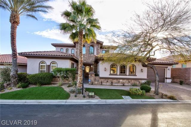 Property for sale at 19 Avenida Sorrento, Henderson,  Nevada 89011