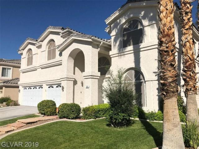 Property for sale at 92 Teton Pines Drive, Henderson,  Nevada 89074