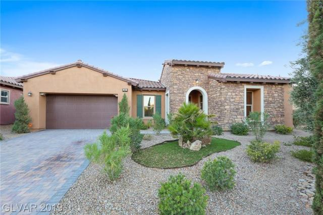 Property for sale at 89 Contrada Fiore Drive, Henderson,  Nevada 89011