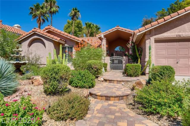 Property for sale at 414 Limoges Terrace, Henderson,  Nevada 89014