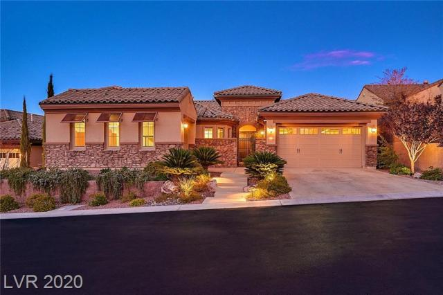 Property for sale at 2808 Sisteron Court, Henderson,  Nevada 89044