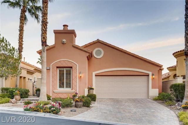 Property for sale at 18 Via Ravello, Henderson,  Nevada 89011