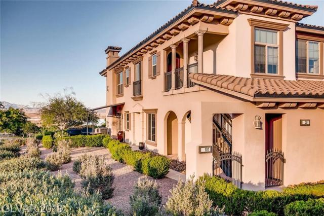 Property for sale at 20 Via Visione Unit: 101, Henderson,  Nevada 89011