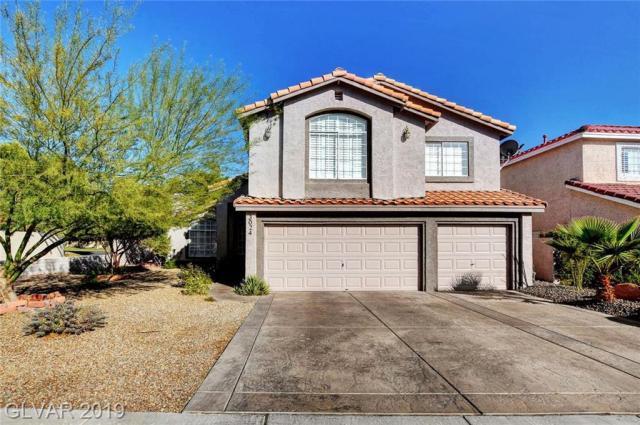 Property for sale at 3024 Pier Harbor Drive, Las Vegas,  Nevada 89117