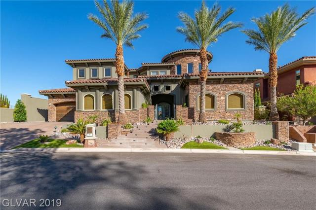 Property for sale at 28 Via Siena Place, Henderson,  Nevada 89011
