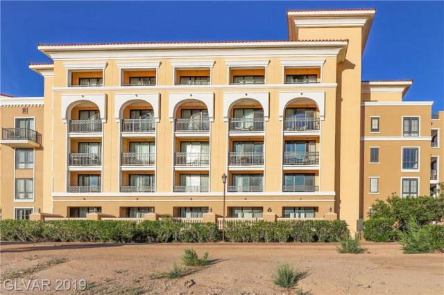 Property for sale at 29 Montelago Boulevard Unit: 203, Henderson,  Nevada 89011