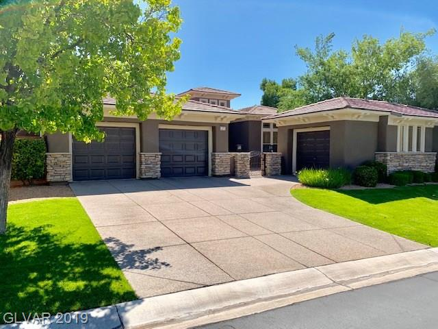 Property for sale at 27 Plum Hollow Drive, Henderson,  Nevada 89052