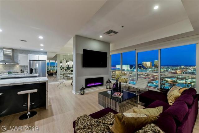 Property for sale at 4575 Dean Martin Drive Unit: 1600, Las Vegas,  Nevada 89103