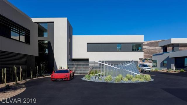 Property for sale at 750 Dragon Ridge Drive, Henderson,  Nevada 89012