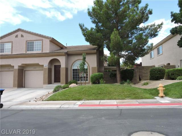 Property for sale at 1607 Box Step Drive, Henderson,  Nevada 89014