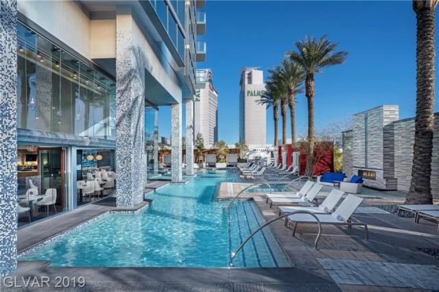 Property for sale at 4381 Flamingo Road Unit: 12304, Las Vegas,  Nevada 89103