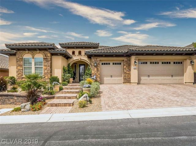 Property for sale at 2520 Chateau Napoleon Drive, Henderson,  Nevada 89044