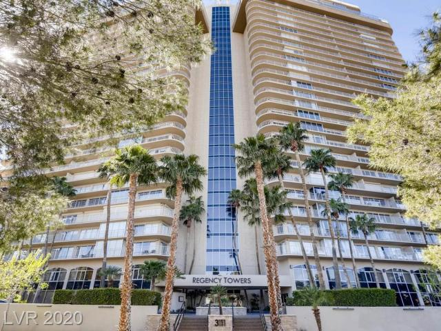 Property for sale at 3111 Bel Air Drive 4D, Las Vegas,  Nevada 89109