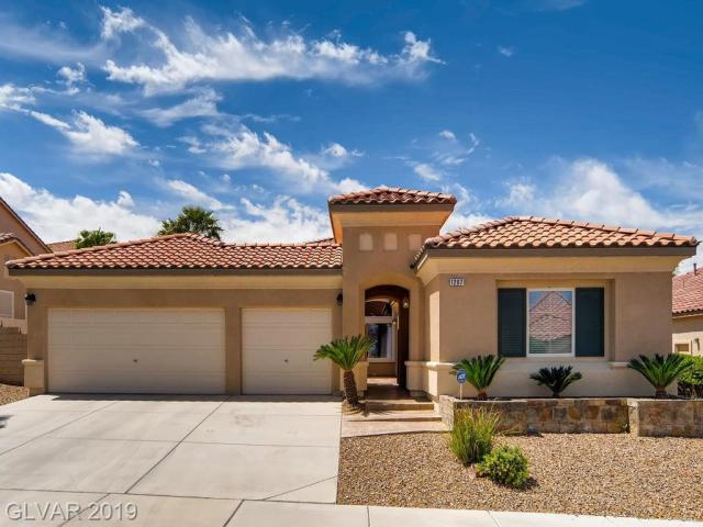 Property for sale at 1207 Martini Drive, Henderson,  Nevada 89052