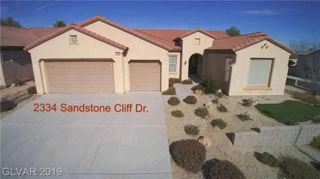Property for sale at 2334 Sandstone Cliffs Drive, Henderson,  Nevada 89044