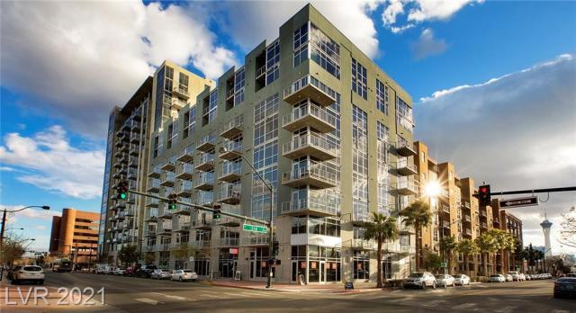Property for sale at 353 E BONNEVILLE Avenue 1105, Las Vegas,  Nevada 89101