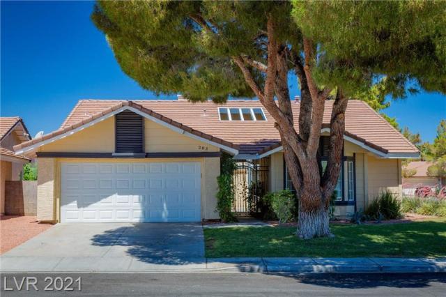 Property for sale at 283 Grand Teton Drive, Henderson,  Nevada 89074