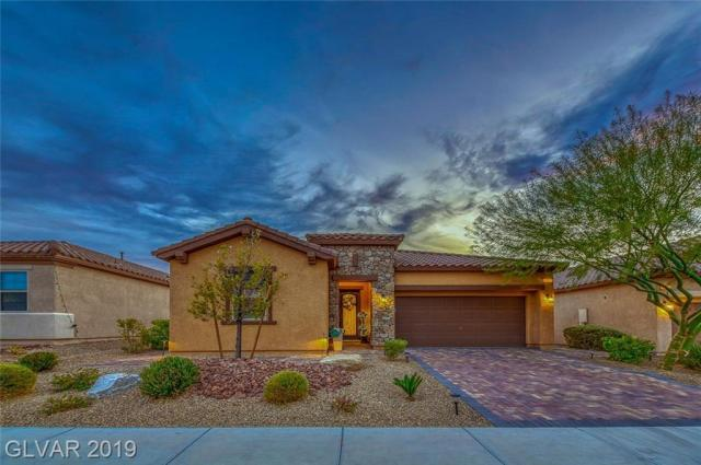 Property for sale at 1027 Via Saint Lucia Place, Henderson,  Nevada 89011