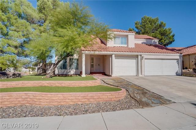 Property for sale at 436 Lost Trail Drive, Henderson,  Nevada 89014