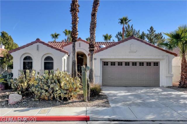 Property for sale at 218 Misty Garden Street, Henderson,  Nevada 89052