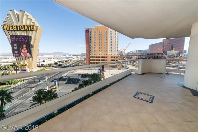 Property for sale at 2857 Paradise Road Unit: 705, Las Vegas,  Nevada 89109