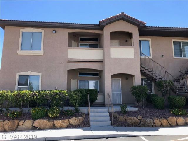 Property for sale at 2305 Horizon Ridge Unit: 1013, Henderson,  Nevada 89052