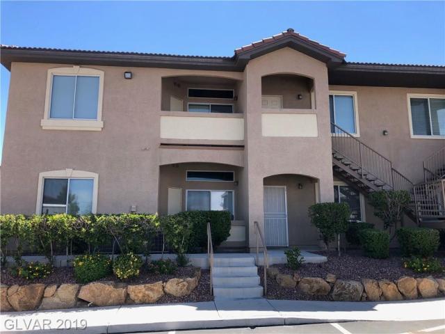 Property for sale at 2305 Horizon Ridge Unit: 1013, Henderson,  Nevada 89052
