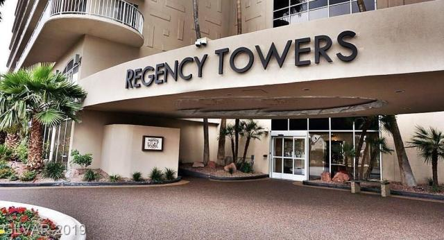 Property for sale at 3111 Bel Air Drive Unit: 10H, Las Vegas,  Nevada 89109
