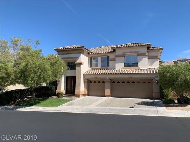 Property for sale at 1424 Via Savona Drive, Henderson,  Nevada 89052